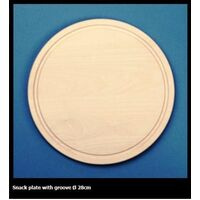 Chopping Board Round