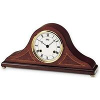 Table Clock - AMS T152/8 Mahogany