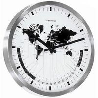Modern Clock - Hermle World Time