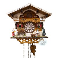 Chalet Beer Drinker & Water Wheel - Trenkle - 467 QM HZZG