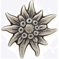 Hat Pin Edelweiss Large