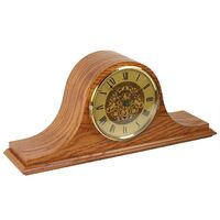 Table Clock - Hermle - 21119-H80340 Oak