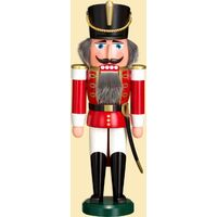 Nut Cracker - Hussar Red - Seiffner - 11202/1