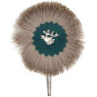 Hat Pin Feather Round 14cm