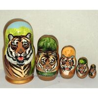 MD - Tiger 5 Set 16cm