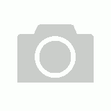 Russian Nesting Dolls 5 Set Large Wood Burn Blue and Gold 18cm
