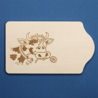 Cutting Board Cow