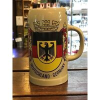 Coat of Arms Beer Mug 1lt - Böckling - 1725 W
