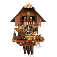 Chalet Walker - Hones - 6399T Corner Clock