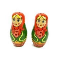 Salt & Pepper - Russian Doll