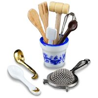Miniature Kitchen Utensiles Onion Design - RP - 1.408/5