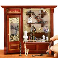 Miniature Picture Box Music House - RP - 1.797/3