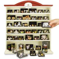 Miniature Display Case For Minitures - Rp - 1.803/1