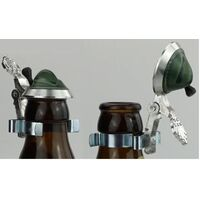 Bottle Cap Green Costume Hat - King - FD5