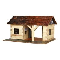 Hobby Kit - Railway Station - Walachia