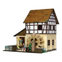 Hobby Kit - Timbered Watermill - Walachia