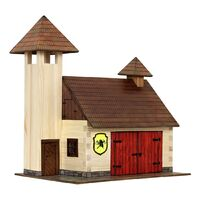 Hobby Kit - Fire Station - Walachia