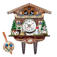 HEIDI HOUSE MINI CLOCK