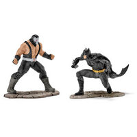 Schleich - Batman vs Bane Scenery Pack
