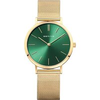Watch - BERING Ladies Classic 14134 Green