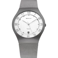 Watch - Bering Gents Classic 11137 Silver Mesh