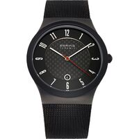 Watch - Bering Gents Ceramic 322239 Grey Mesh