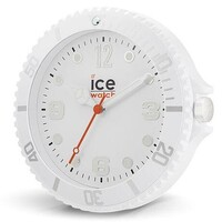 White Wall Clock 28cm BY ICE