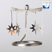 STAR CAROUSEL TOP FOR PORCELAIN CUP