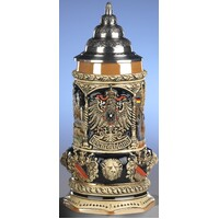 Deutschland Octagonal Beer Stein By KING