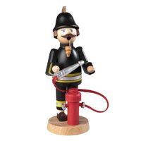 Firefighter Smoker 16cm BY RICHARD GLASSER