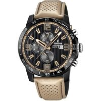 The Originals Beige Strap Black/black - FESTINA - F20339/1