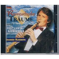 Cd - Henry Arland - Romantische Traume""