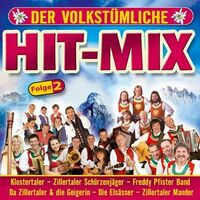 Cd - Der Volkstumliche Hit Mix Vol 2