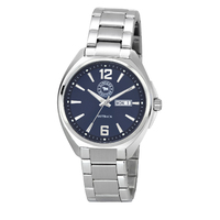 OUTBACK BLUE DIAL METAL WATCH BY RINGERS WESTERN