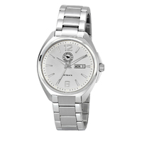 Outback White Dial Metal Watch By RINGERS WESTERN