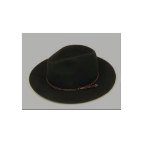 Black Country Hat Size 57