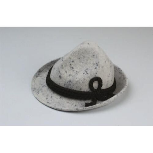 Hat - Size 56 Light Grey Traditional