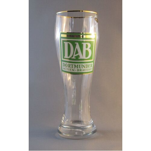 Dab Large Wheat Beer Glass