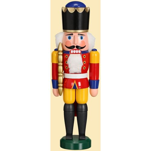 Nut Cracker - King Red 29cm