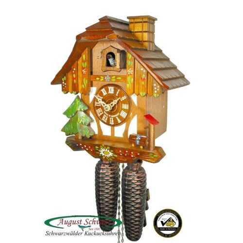 Cuckoo Clock - Schwer 2.0203.05.C Chinmey Sweep