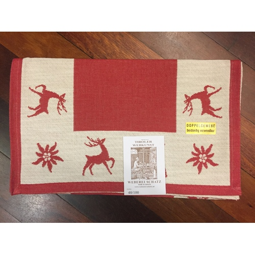 Reindeer Runner Red - Schatz - 40/100