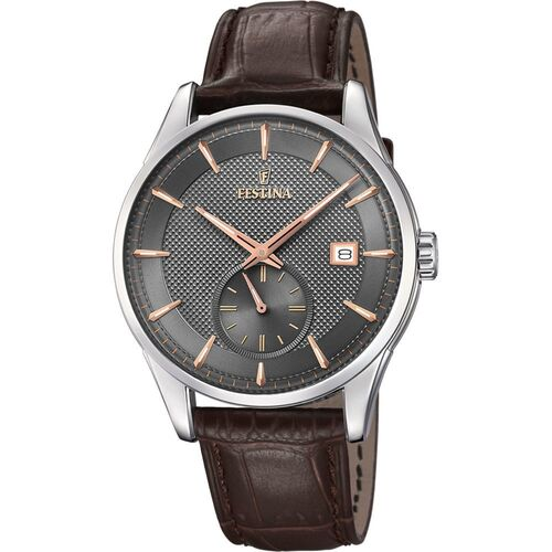 Retro Brown/grey - FESTINA - F20277/3